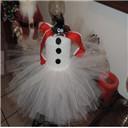 Baby Chirstmas Tutu Dress