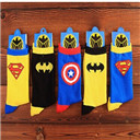 Superman Batman Socks