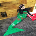 Mermaid Tail Blankets for Kids