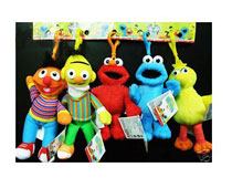Sesame Street Elmo Stuffed Plush Dolls