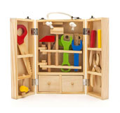 Very delicate wooden educational toy