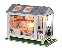 3D Dollhouse Miniature Doll House