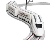 remote control CRH bullet train