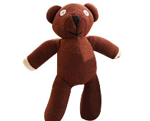 Mr. Bean Teddy Bear