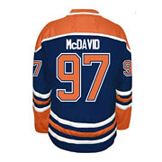 McDavid #97 Oilers Hockey Jerseys