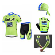 5-pieces Cycling Jersey Sets