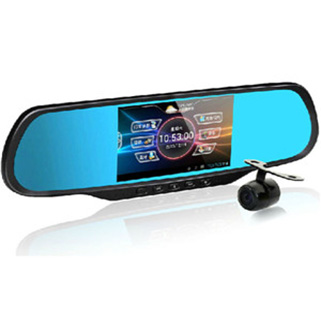 5 inch GPS Android Car DVR FHD 1080P