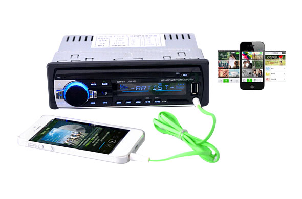 DIN Car tuner Stereo