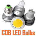 New COB Energy Efficient LED Bulbs