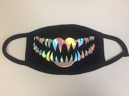 Monster Mouth Mask