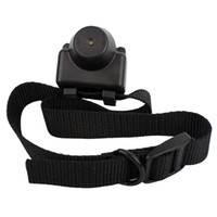 Automatic Spray Black Dog Training Collars