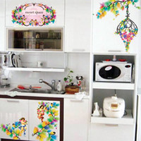 TC_2126 Sweet space natural Parlor Synthetic wall sticker lx...