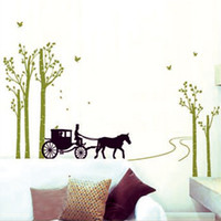 TC_2167 Gharry parlour wall sticker