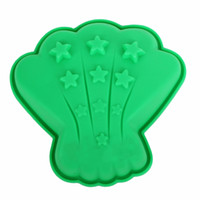 New Arrival Silicone Cabbage Shape Cake Molds LX- 127 Top Qua...