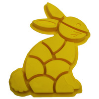 Rabbit Shaped Cake Molds LX- 145