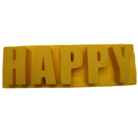 Classic Birthday Celebration HAPPY Letter Cake Molds LX- 146