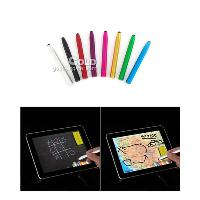 Chromatic Stylus Pen for Touchscreen iPad iPhone in 7 Colors