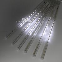 2m*50cm White 240 LED Meteors Tube with 220V with 8w 3LM 220...