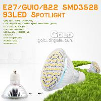 Energy- saving LED Light E27 GU10 B22 SMD3528 6W LED Spotligh...