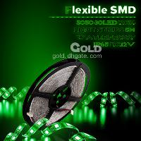 5m Resin LED Strips SMD5050 30leds Meter RGB Waterproof (IP6...