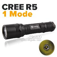 Anowl AK- 25 Cree R5 LED 1- Mode 320LM Flashlights 18650 16340...