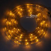 Yellow LED strips Flat three lines QTY 250LED Waterproof(IP6...