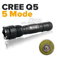 High Quality Anowl AK52 Cree Q5 5- Mode 210LM Flashlights 186...