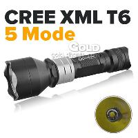 Brand New 5 Mode 1000LM LED Flashlight Luma Hunter MRV SE Di...