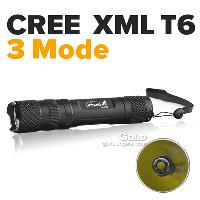High Quality Uniquefire FU- 2130 CREE XML T6 3 Mode 1000LM LE...