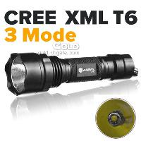 New 3 Mode 1000LM LED Flashlight Anowl AF12 CREE XML T6 Torc...