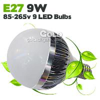 Energy- saving LED Bulb 85- 265v LED Light 9W E27 900lm 2 Year...