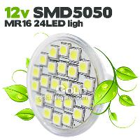 Energy- saving LED Light SMD5050 MR16 3. 6W Spotlights 2 Years...