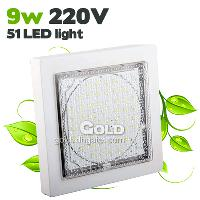 Power- saving 9W 220V 51 LED Lights New Design Super Bright C...