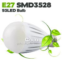 Power- Saving LED Lamp E27 B22 SMD3528 LED Bulbs 220V 6W 1 Ye...