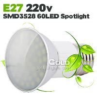 Energy- saving LED Bulbs Lamp E27 B22 220V SMD3528 3W LED Spo...