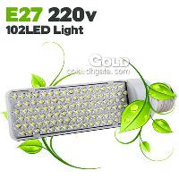 Power- saving LED Bulbs 6W E27 B22 E14 GU10 220V 102 LED Ligh...