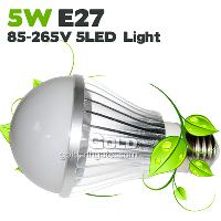 On Sale Power- Saving LED Light E27 5W LED 85- 265V Led Bulbs ...
