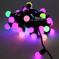 5m 4w 50LED RGB String 220V Waterproof Christmas & Hallo...
