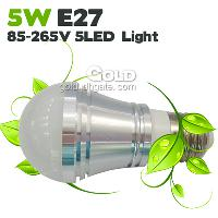 Energy- saving LED Bulbs 5W E27 85- 265V LED Lights Lamp with ...