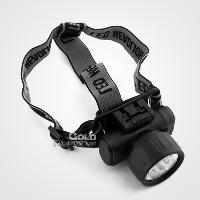 S12 LED Head Lamp 120LM Torch Headlamp Flashlight(2*AA) Wate...