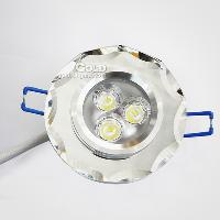 1 Year Warranty LED Ceiling Light 85- 265v 3 LED Light 3W Lum...