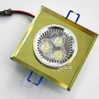 2 Years Warranty LED Ceiling Light 85- 265v 3 LED Light 3W Lu...