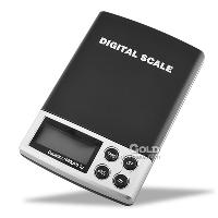 Stainless Steel LCD Display Handheld Scales