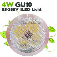 4W GU10 E27 MR16 85- 265V LED Lights Energy- saving Led Bulb, ...