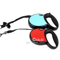 Retractable Durable Dog Leash with Nylon Material
