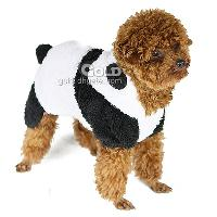 Modern Pet Coat with Cute Panda Shape LX- 4232