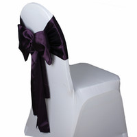 Party chair satin Sash LX- 414