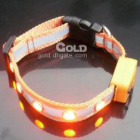 Pet LED Collar Beautiful Design and Fashion Colors LX- 0405- 0...