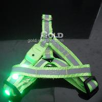 Good Quality Pet LED Harness Multi Colors LX- 0406- 020