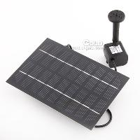 9V 1. 8W solar water pump for home and garden Pond Pool Fount...